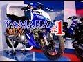 Yamaha MX Crypton Racing