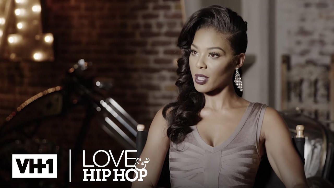 Monice love and hip hop