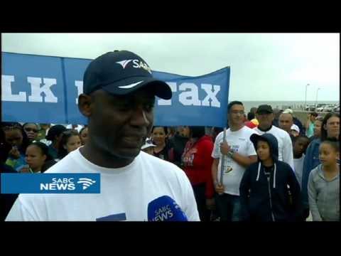 SARS employees embark on an information drive, Cape Town