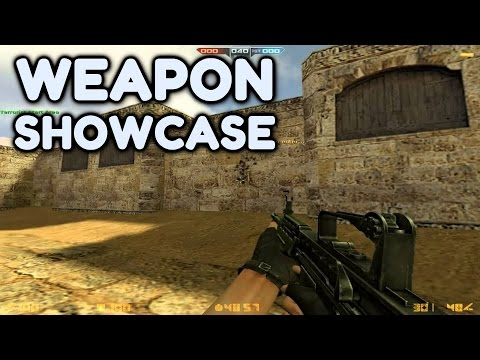CS Nexon Zombies - All Weapons [Craftable Guns Only][CSNZ][60 FPS]