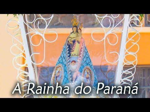 MÚSICA: A RAINHA DO PARANÁ | NOSSA SENHORA DO ROCIO