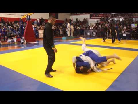 Greek BJJ Nationals 2016 - Mat 3 - Part 3