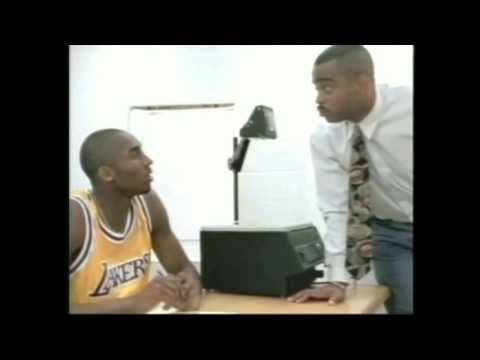 1996 Kobe Bryant  This Is Sportscenter
