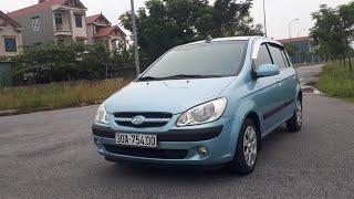 (Đã bán) Hyundai Getz 1.4L số sàn bản đủ 2008 | KO TAXI, xe quá đẹp với 208 triệu