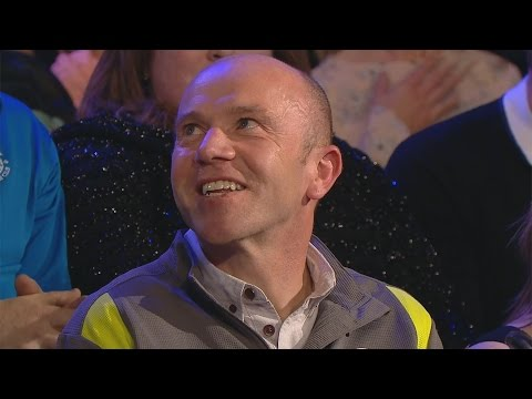 Boston Marathon Hero Terry Canning   The Ray D'Arcy Show   RTÉ One