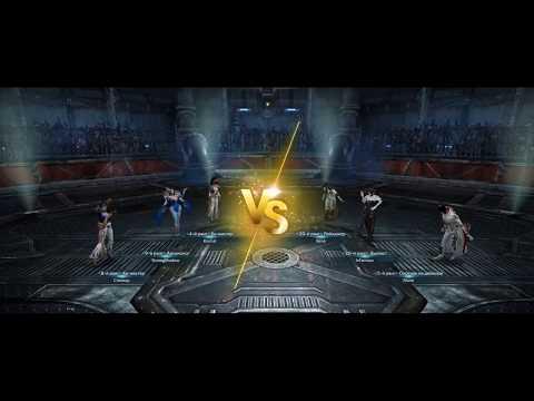 Lost Ark Closed Beta Test RU PvP Arena 3x3, Devil Hunter gameplay