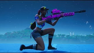 Wie man den neuen *Unveröffentlichten* Storm Scout Sniper im Fortnite Creative Mode bekommt