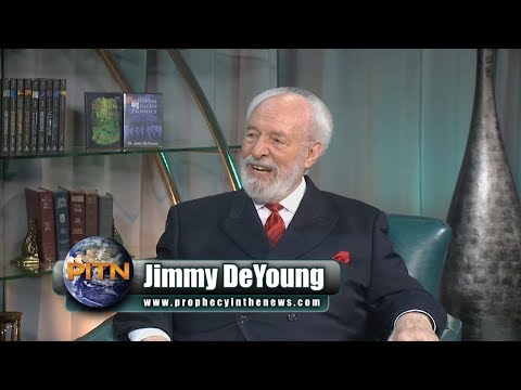 Dr. Jimmy DeYoung - Presidents, Politics, & Prophecy Part 2