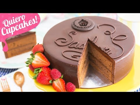 TARTA SACHER | LA RECETA PERFECTA | Quiero Cupcakes!