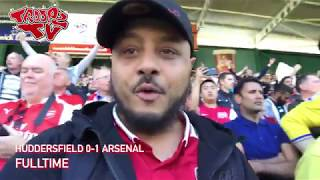Huddersfield Town 0-1 Arsenal | Matchday Vlog | Wenger's Final Goodbye