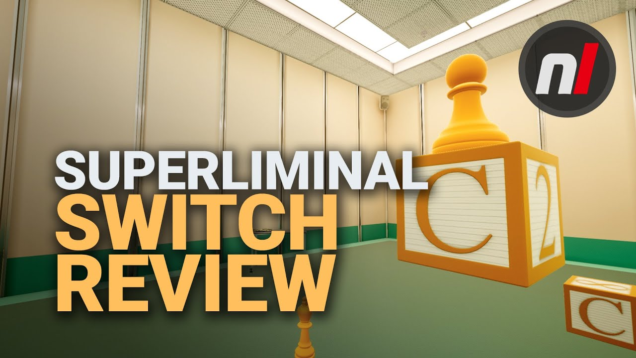 Superliminal Nintendo Switch Mini Review - Is It Worth It? - Nintendo Life