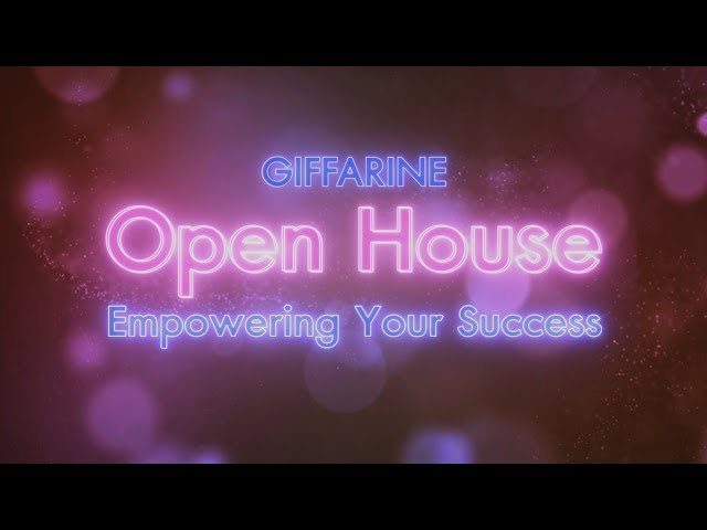 ??????????? Giffarine Open House ???????? ?????????????? ??????