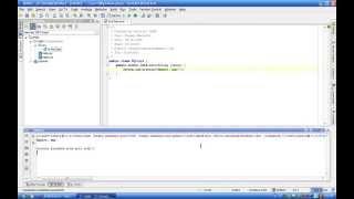 Видеоурок 1. Пишем простейшую программу в Intellij IDEA 8