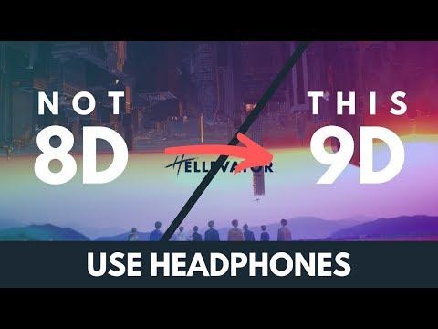 Stray Kids - Hellevator (9D Audio)