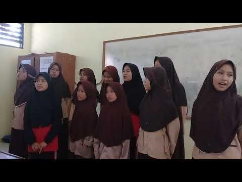 Terima Kasihku Guruku Dan Puisi || Latihan Padus || Diiringi Dengan Aplikasi Keyboard OMB PC/Laptop