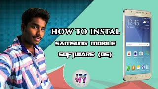 How to install firmware (os) in all samsung mobiles for tamil tutorial