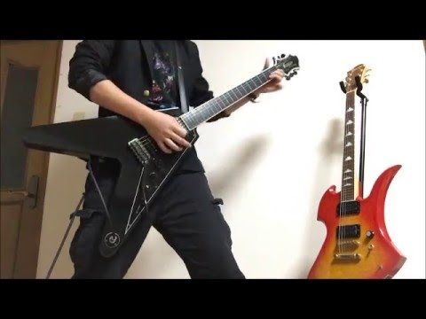 XJAPAN/I.V. ギター