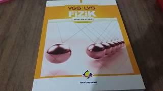 YKS Fizik Konu Anlatımlı Kitap Tavsiyesi