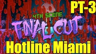 Hotline Miami 2 Gameplay Playthrough Part 3 - The Final Cut (PC)