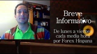 Breve Informativo - Noticias Forex del 15 de Enero del 2019