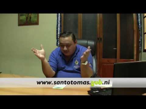 Santo Tomáas, Nicaragua. www.santotomas.gob.ni
