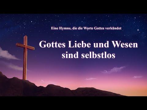 christliches-lied- -gottes-liebe-und-wesen-sind-selbstlos