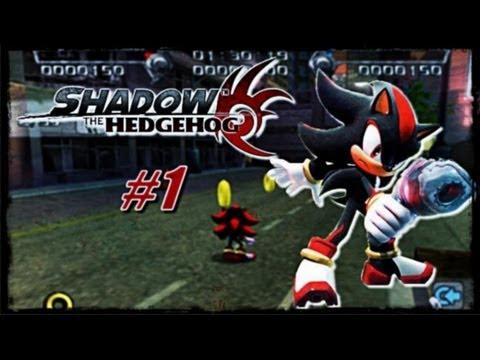 Shadow the Hedgehog [PS2] Playthrough #1 - Westopolis [Pure Hero]