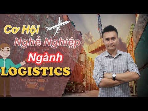 Thực tập sinh xuất nhập khẩu, công việc thực tế trong ngành Forwarder, Logistics là gì ?? | KAN Asia