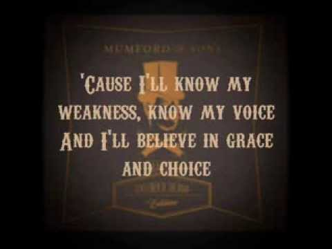 Mumford & Sons Babel  Lyrics