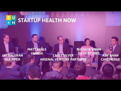 Building Billion Dollar Businesses - DLA, GE, Arsenal, Cambia & Caremerge: NOW #74