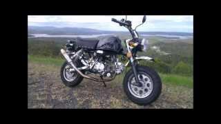 Tonelli 125cc MONO BIKE (Monkey / Gorilla)