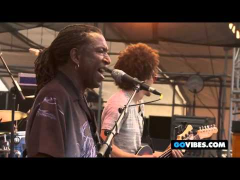 """Dumpstaphunk Performs """"Everybody Wants Sum"""" at Gathering of the Vibes 2011"""