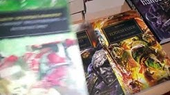 Warhammer 40.000, The Horus Heresy Bücher Übersicht!!!!