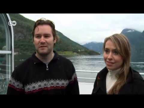 A Trip through Norway's Fjords | Euromaxx