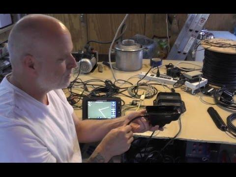 ROV Sonar - Part 2 - Wiring & Testing
