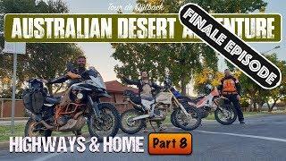 Australian Desert Adventure KTM 690 - Part EIGHT