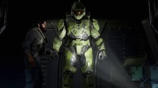 Halo Infinite Chief's Death