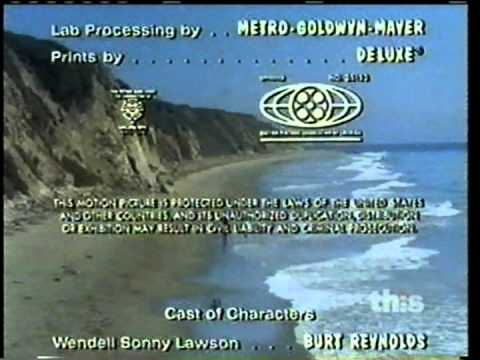 Alternate End Credits for The End (1978) with Glen Campbell vocals
