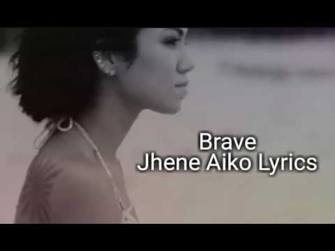 Brave Jhené Aiko Lyrics