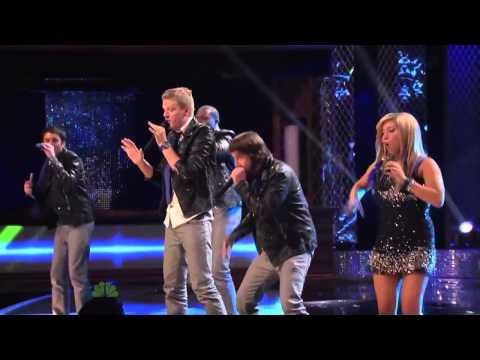 "Pentatonix - ""OMG"" by Usher - The Sing Off"