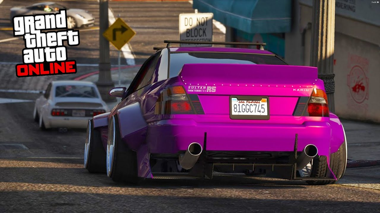Gta  Best Cars To Customize Online
