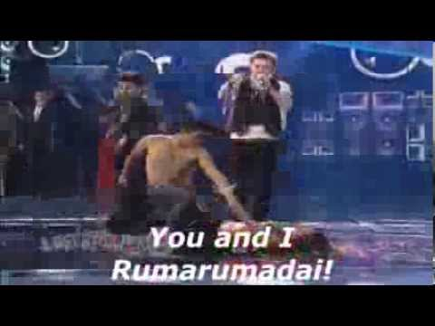 Arsenium - Rumadai (Viña 2014 - Chile - Karaoke)