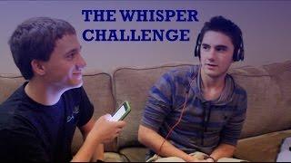 The Whisper Challenge (ft.  Andy Weber)