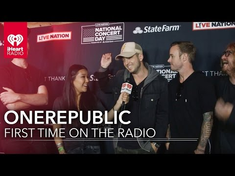OneRepublic Almost Missed Their Song on the Radio! | Exclusive Interview