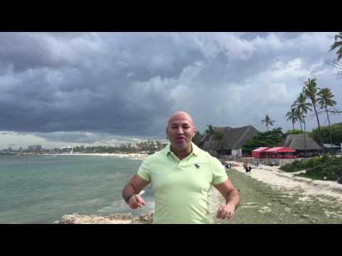 Roy Awwad In Awesome Dar Es Salaam 💚🇹🇿💙CoCo Beach 🌴Tanzania🌊🌴