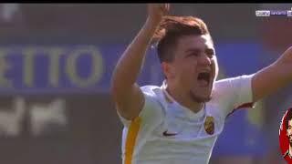 Video Gol Pertandingan Hellas Verona vs AS Roma