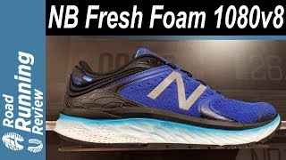 New Balance Fresh Foam 1080v8 Preview