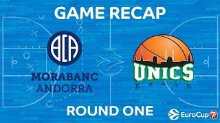 Highlights: Morabanc Andorra - Unics Kazan
