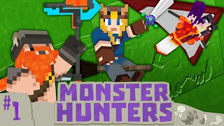 Minecraft - Siki Ha - Monster Hunters 1