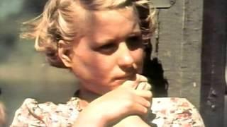 Land an der Weichsel 1943 1960 Farbfilm Color Film Weichselland Wisła Kraj Nadwiślański Polska